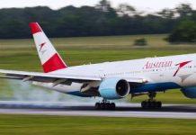 Austrian Airlines (Австрийская авиакомпания): представительство