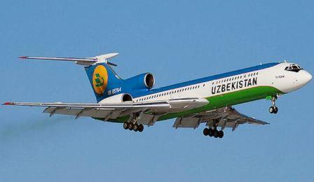 Авиакомпания Uzbekistan Airways (Узбекистан Хаво Йуллари)