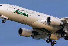 Авиакомпания Alitalia (Compagnia Aerea Italiana)