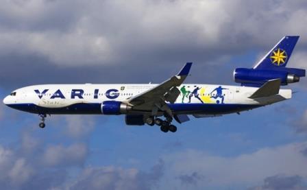 Авиакомпания VARIG (Бразилия) - представительство в России