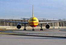 DHL International - грузовые авиаперевозки по всему миру