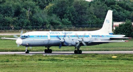 Авиакомпания НПП МИР в Санкт-Петербурге
