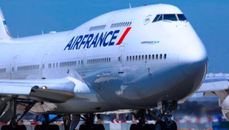 Авиакомпания AIR France - Французские авиалинии