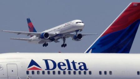 Delta AirLines - представительство авиакомпании в Санкт-Петербурге