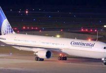Авиакомпания Сontinental Airlines: представительство в России