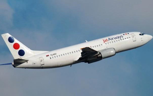 Авиакомпания JAT Airways (ЮГОСЛАВИЯ)
