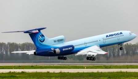 Авиакомпания «Алроса-Авиа» (Alrosa-Avia)