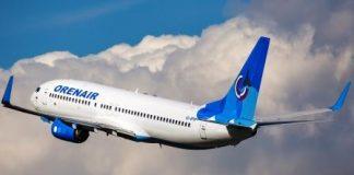 Оренбургские авиалинии - авиакомпания «OrenAir»