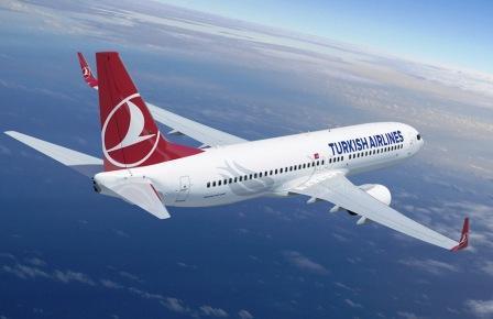 Авиакомпания Turkish Airlines - CARGO SERVICES (Турецкие авиалинии)