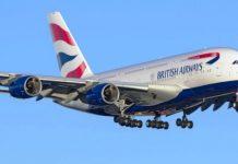 Авиакомпания British Airways: представительство в Санкт-Петербурге