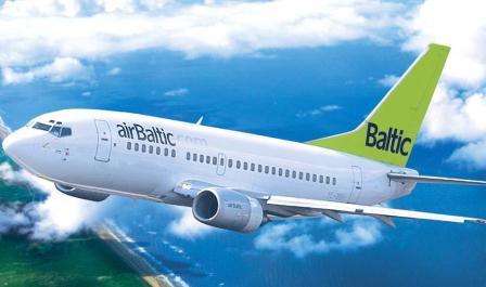 Авиакомпания Air Baltic (Латвия)