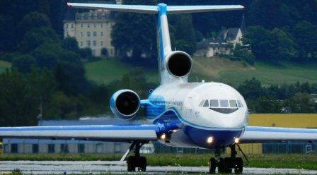 Авиакомпания Як Сервис (Yak Service): полная информация
